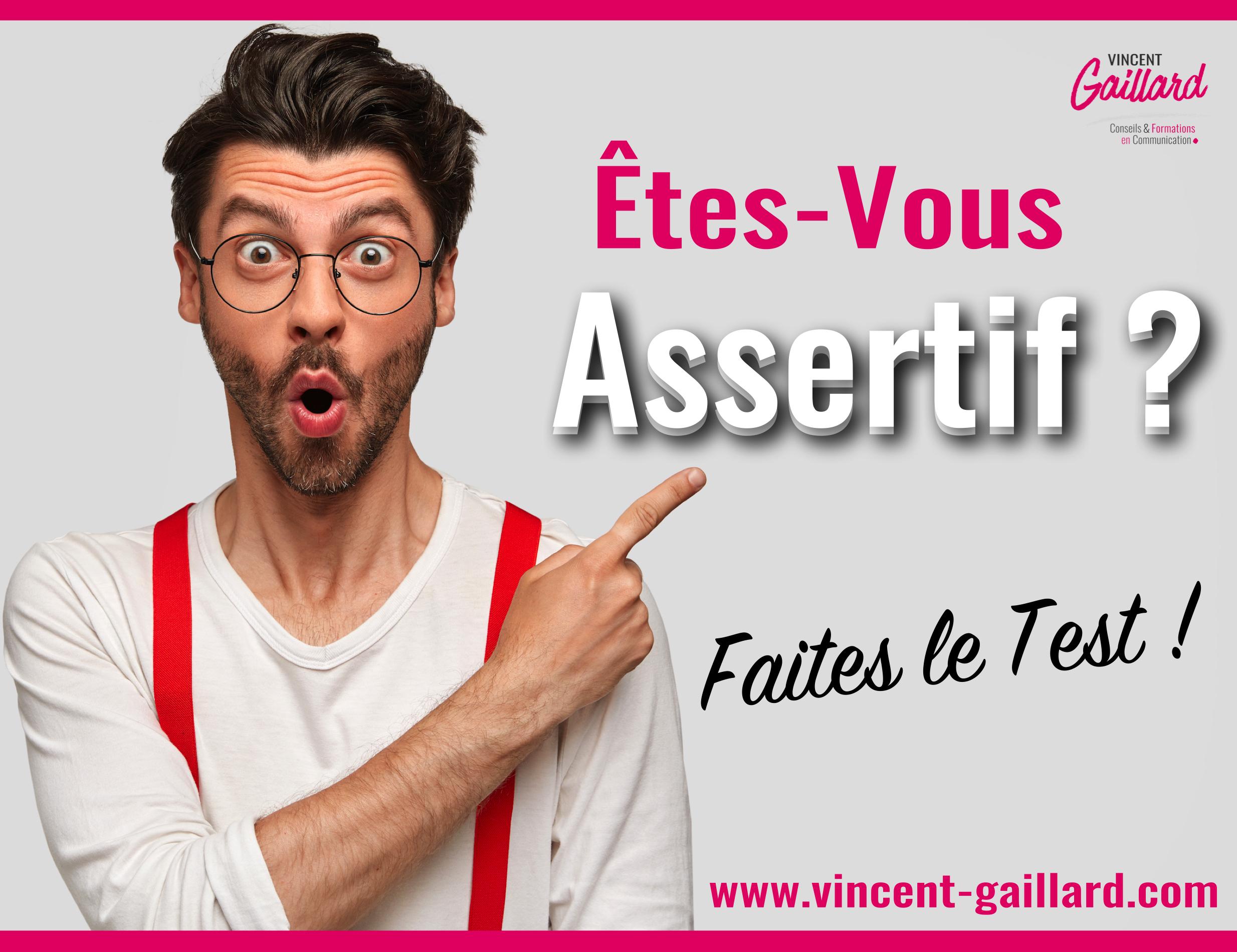 Test Assertif